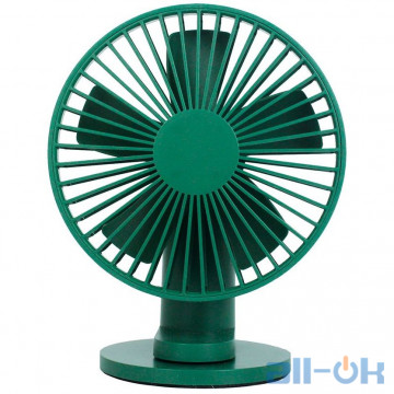 Вентилятор портативный Xiaomi VH Clip Fan F04 Dark Green
