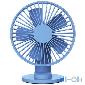 Вентилятор портативный Xiaomi VH Clip Fan F04 Blue