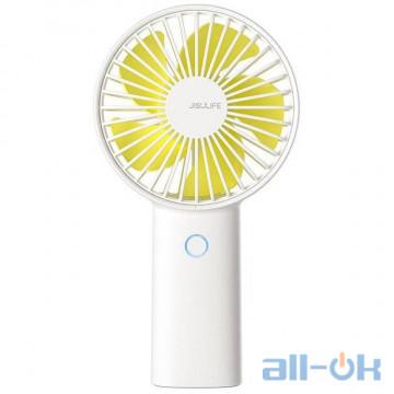Вентилятор портативный Xiaomi JisuLife FA10R Power Bank 5000mAh White