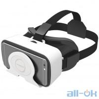 Очки виртуальной реальности Shinecon VR SC-G03R White