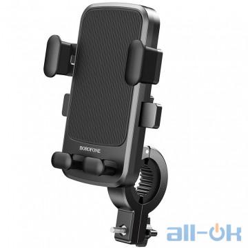 Вело-, мото-держатель для смартфона BOROFONE Dove Bike Motorcycle Universal Holder BH34 Black