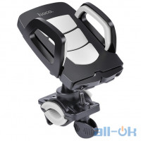 Вело-, мото-тримач для смартфона Hoco CA14 Black-Grey