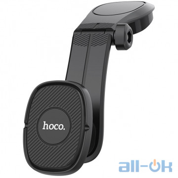 Автомобильный держатель для смартфона Hoco CA61 Black