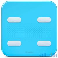 Ваги підлогові електронні Yunmai S Smart Scale Blue (M1805CH-BLU)