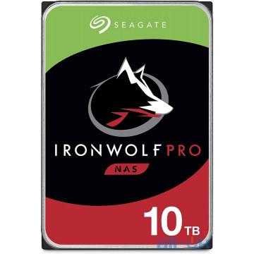 Жесткий диск Seagate IronWolf Pro 10 TB (ST10000NE0008)