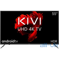 Телевізор KIVI 55U710KB UA UCRF