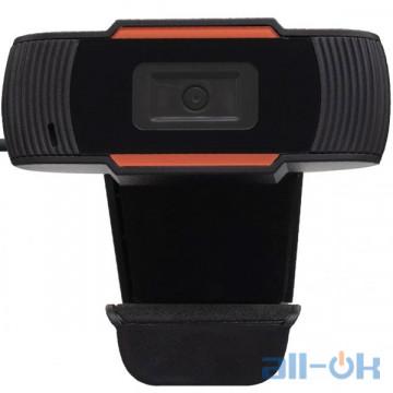 Веб-камера OUSL-010 720p Black