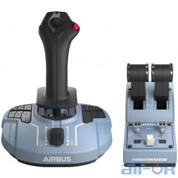 Джойстик, рычаг управления двигателем Thrustmaster TCA Officer Pack Airbus Edition PC (2960842)