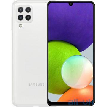 Samsung Galaxy A22 4/64GB White (SM-A225FZWD)  UA UCRF