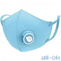 Маска захисна Xiaomi Airpop PM2.5 Children Mask Blue (4 шт.)