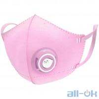 Маска захисна Xiaomi Airpop PM2.5 Children Mask Pink (4 шт.)