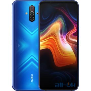 ZTE Nubia Play 5G 8/256GB Blue UA UCRF