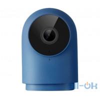 IP-камера відеоспостереження Xiaomi Aqara G2H 1080P HomeKit (ZNSXJ12LM) Blue