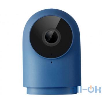 IP-камера видеонаблюдения Xiaomi Aqara G2H 1080P HomeKit (ZNSXJ12LM) Blue
