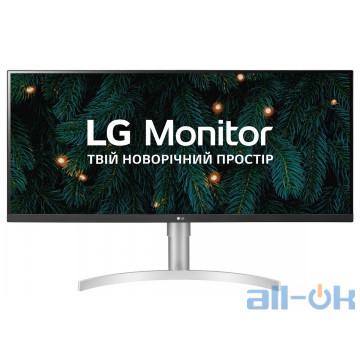 ЖК Монитор LG 34WN650-W white UA UCRF