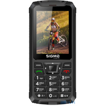 Sigma mobile X-treme PR68 Black