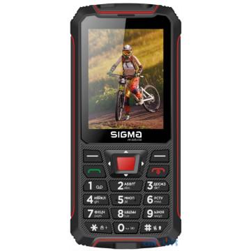 Sigma mobile X-treme PR68 Red UA UCRF