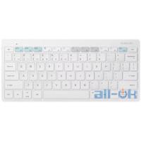 Беспроводная Клавиатура Samsung Smart Keyboard Trio 500 (EJ-B3400BWRGRU) White UA UCRF