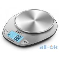 Електронні кухонні ваги Senssun Electronic Kitchen Scale EK518 Silver