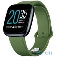 Смарт-годинник Zeblaze Crystal 3 green