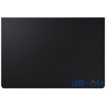 Чехол-клавиатура для Samsung Galaxy Tab S7 Plus T970 /S7 FE T735 Book Cover Keyboard Slim (Black) EF-DT730BBRGRU