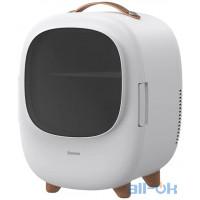 Портативний холодильник Baseus Zero Space Refrigerator 8L (White) CRBX01