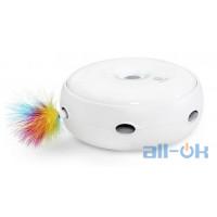 Іграшка для кішок Homerun Smart Cat Toy White