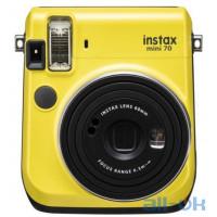 Фотокамера моментальной печати Fujifilm Instax Mini 70 Yellow EX D
