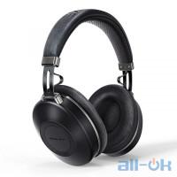 Навушники з мікрофоном Bluedio H2 Black