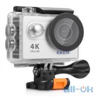 Экшн-камера EKEN H9 4K Silver