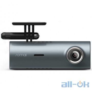 Автомобильный видеорегистратор Xiaomi 70mai Dash Cam M300 Navy UA UCRF