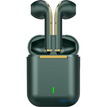 Stereo Bluetooth Headset Gelius Pro Simply GP-TWS023 Green