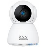 IP-камера відеоспостереження Xiaomi Xiaovv Home Smart Camera White (XVV-6620S-Q8)