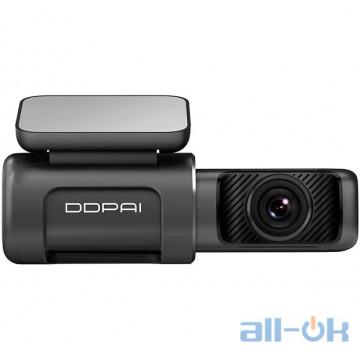 Автомобильный видеорегистратор DDPai mini5 UA UCRF