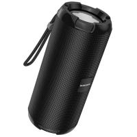 Акустика BOROFONE Smart sports BT speaker IPX5 BR15 |TWS, BT5.0, AUX, FM, TF, USB| black