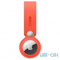 Чохол для пошукового брелока Apple AirTag Loop Electric Orange (MK0X3)