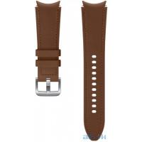 Ремінець Samsung  Hybrid Band (20mm, M/L) Camel (ET-SHR89LAEGRU) для Galaxy Watch 4