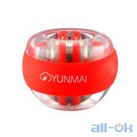 Гіроскопічний еспандер Xiaomi Yunmai Wrist Ball Red (YMGB-Z701)