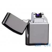 Электроимпульсная USB зажигалка  Arc Slim Black