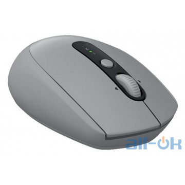 Мышь Logitech Wireless Mouse M590 Multi-Device Silent - MID GREY TONAL (910-005198)