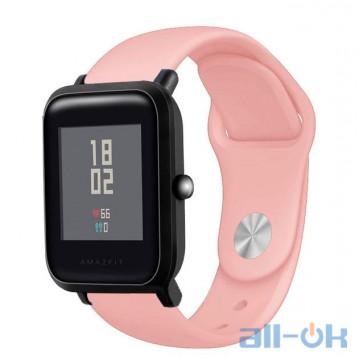 Ремешок для Xiaomi Amazfit Bip Pink