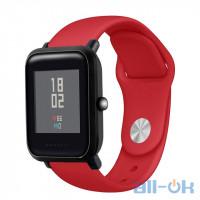 Ремешок для Xiaomi Amazfit Bip Red