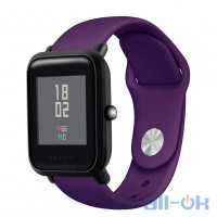 Ремінець для Xiaomi Amazfit Bip Purple
