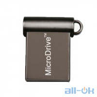 Флешка Mini Tiny USB 64 GB MND004G0428 Black