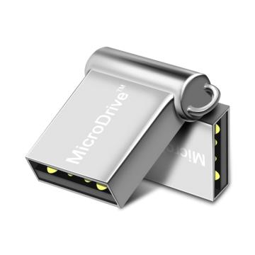 Флешка Mini Tiny USB 64 GB MND004G0428 Silver