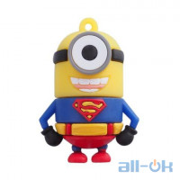 Флешка USB 16Gb Minions superman