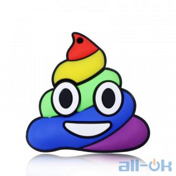 Флешка USB 16Gb poo shape Colors