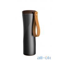 Термокружка Xiaomi KissKissFish MOKA Smart Coffee Tumbler 430 мл Grey