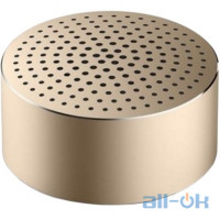 Портативные колонки Xiaomi Mi Portable Speaker Gold (XMYX02YM-Gold)
