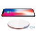 Беспроводное зарядное устройство Xiaomi Mi ZMI Wireless Charger Pink — интернет магазин All-Ok. Фото 1